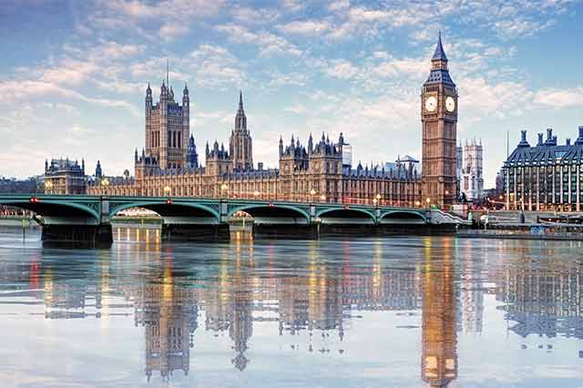 All About London City